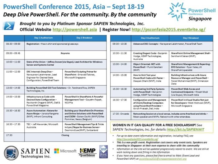 PowerShellConferenceAgenda-200715